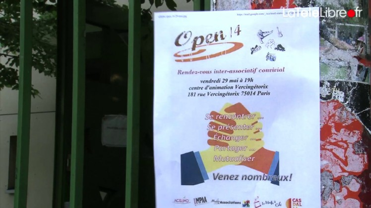 Open 14 : le Grand Souk des Associations