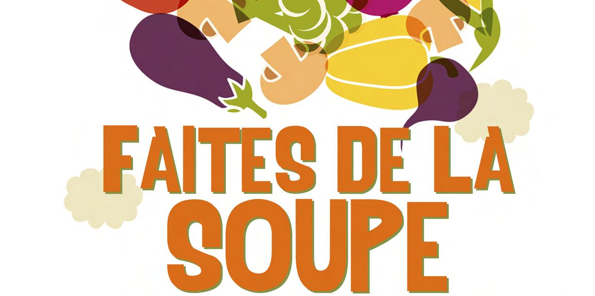 Faites de la Soupe Samedi 19 Mars !